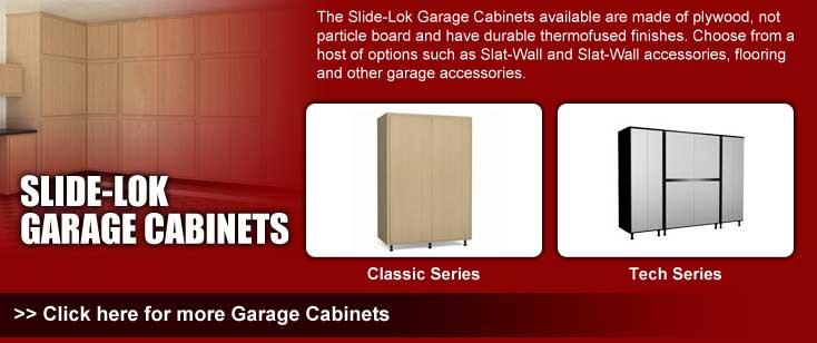 Slide Lok Of The Eastern Shore Garage Makeover Solutions